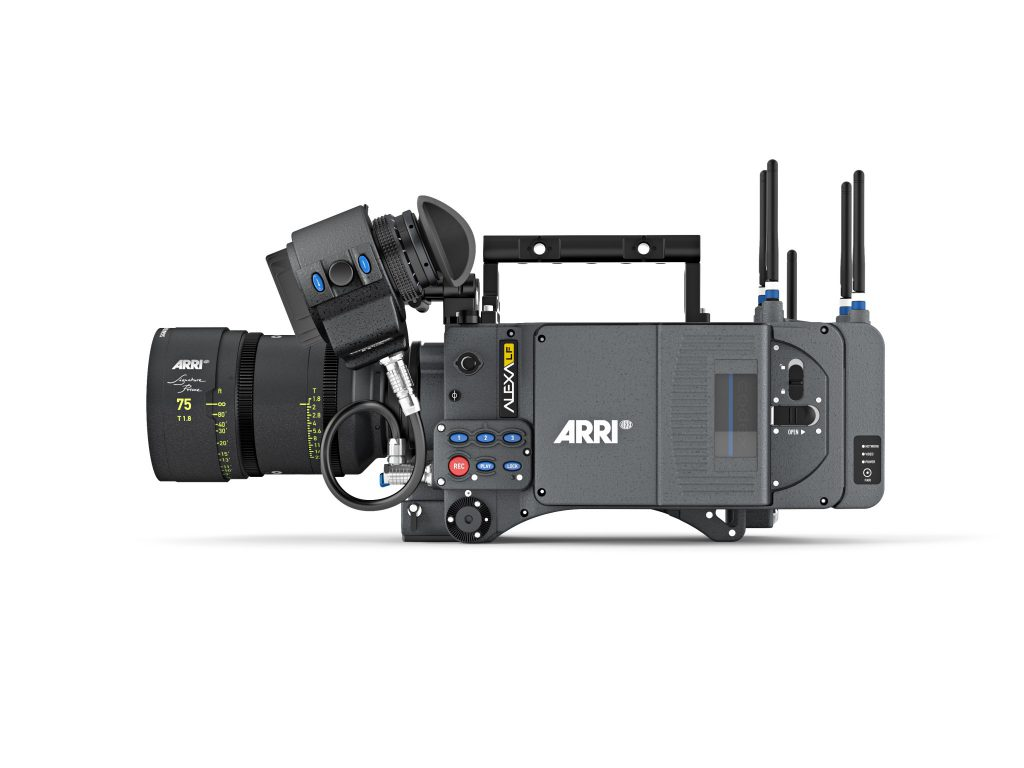 ARRI CR 2018 - ALEXA LF - SP 75 - white - left